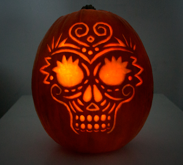 Pumpkin carving « maptote
