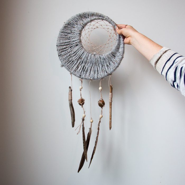 Where To Hang Your Dream Catcher DIY Fall Dreamcatcher « Maptote 18