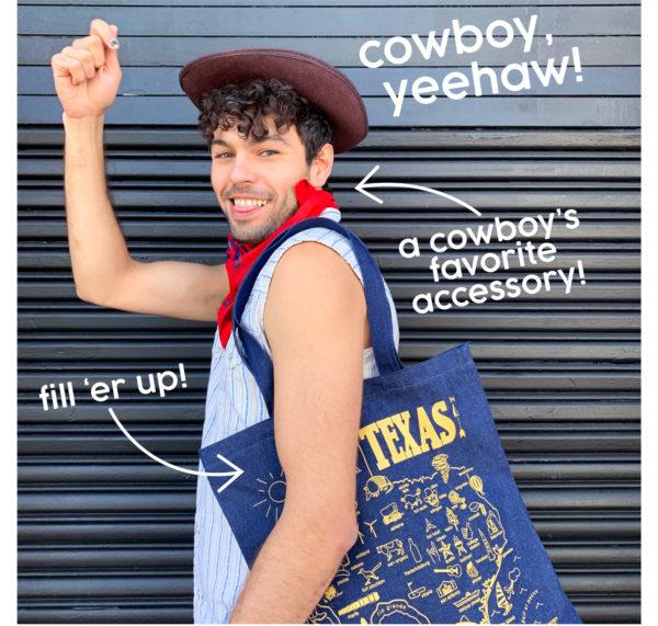 Yeehaw, Cowboy Costume