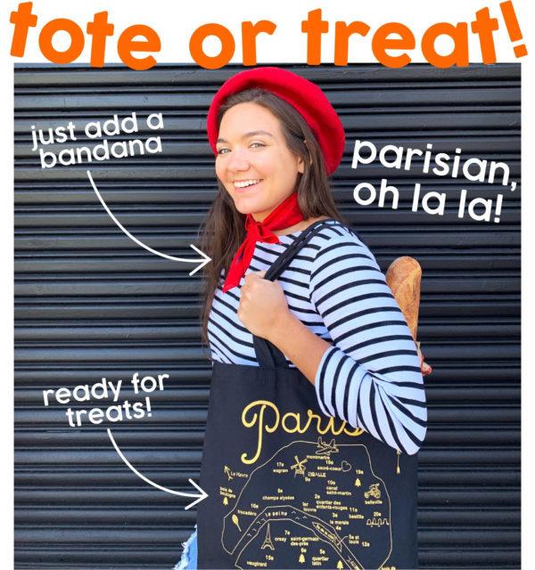 Parisian, Oh La La Costume