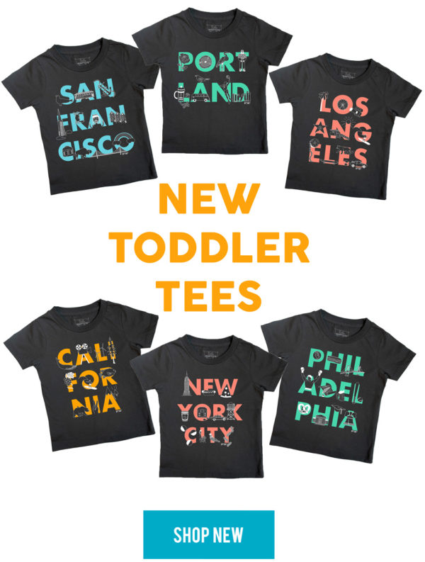 New Toddler Tees
