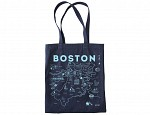 Boston Denim Tote