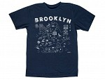 Brooklyn Adult Tee Navy