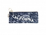 California Pencil Pouch Denim