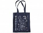Manhattan Denim Tote