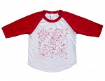 New York City Baby Baseball Tee