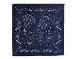 New York City Bandana - Navy