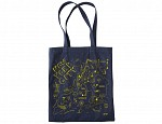 New York City Denim Tote