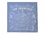 San Francisco Bandana - Chambray