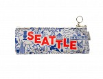 Seattle Pencil Pouch Natural