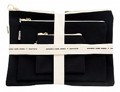 Amanda Jane Jones X Maptote Zipped Pouch Bundle