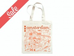 Amsterdam Grocery Tote - SALE