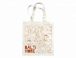 Baltimore Grocery Tote