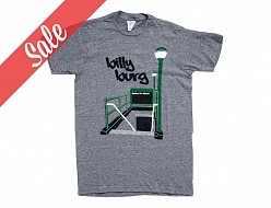 Billyburg Brooklyn Adult Tee - SALE