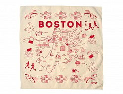 Boston Bandana - Natural