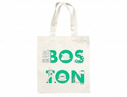 Boston FONT Grocery Tote
