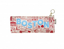 Boston Pencil Pouch Natural