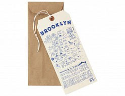 Brooklyn Mapnote
