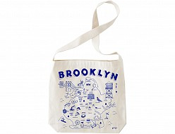 Brooklyn Natural Hobo Tote