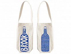 Brooklyn Wine Tote