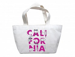 California FONT Mini Tote