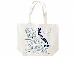 California Beach Tote