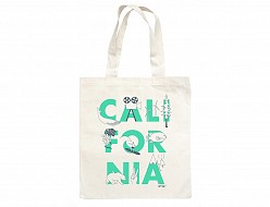 California FONT Grocery Tote