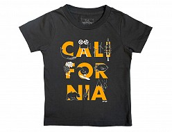 California FONT Toddler Tee