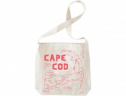 Cape Cod Natural Hobo Tote
