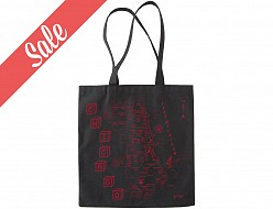 Chicago Black Everyday Tote - SALE