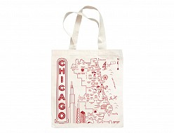 Chicago Grocery Tote