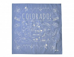 Colorado Bandana - Chambray