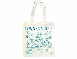 Connecticut Grocery Tote