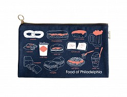 Philadelphia Slim Pouch Denim