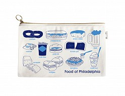 Philadelphia Slim Pouch Natural