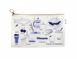 Seattle Slim Foodie Pouch Natural
