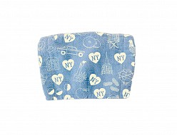 New York City KIDS Face Mask Blue