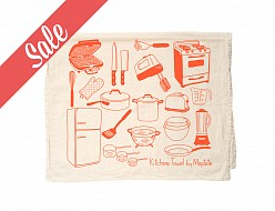 Kitchen and Tea Towel - SALE