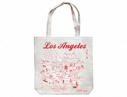 Los Angeles Market Tote
