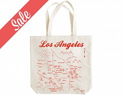 Los Angeles Organic Tote - SALE