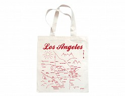 Los Angeles Grocery Tote