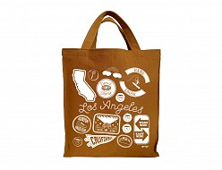 Los Angeles Shopper Tote