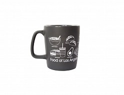 Los Angeles Foodie Mug
