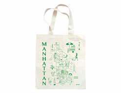 Manhattan Grocery Tote