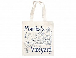 Martha's Vineyard Grocery Tote