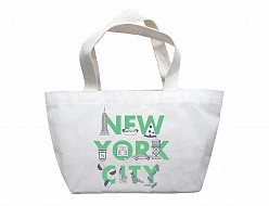 New York City FONT Mini Tote