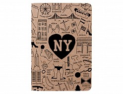 New York City Hoods Booklet