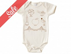 New York City Icons One-Piece (12-18 Months) - Sale