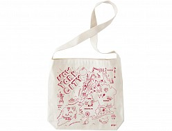 New York City Natural Hobo Tote