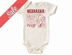 Nebraska One-Piece (12-18 Months) - Sale